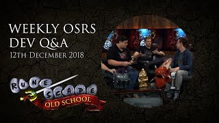 OSRS Q&A - Your questions answered, and goodbye Mod Ayiza!