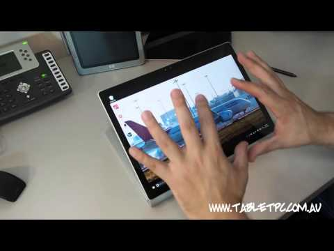 how to use surface 2