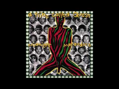 A Tribe Called Quest  Midnight Marauders Full Album HD