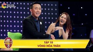 Giọng ải giọng ai | tập 10 vòng hóa thân: Bảo Anh, Dương Triệu Vũ ngã ngửa vì giọng ca thảm họa