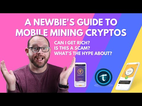 Newbie's Guide To Mobile Crypto: Pi Network, Timestope, Bee Crypto - What You NEED To Know NOW!