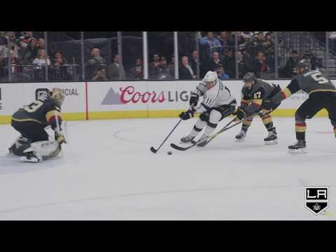 LA Kings Shot of the Week - Anze Kopitar's Goal in Vegas