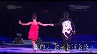 刘德华wonderful world 香港演唱会2007 没有人可以像你