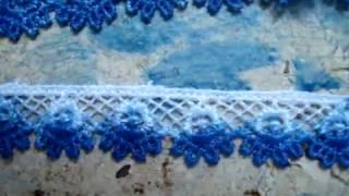 Pintando guipir para aplicação em fraldas