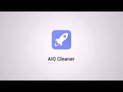 AIO Clean - Cleaner & Booster - The Best Android Optimizer, Junk & Cache Cleaner.