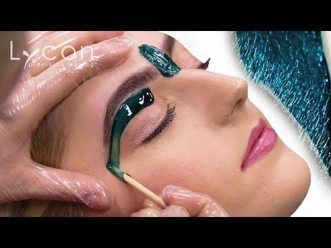 Eyebrow Wax & Tint Transformation | LYCON Cosmetics