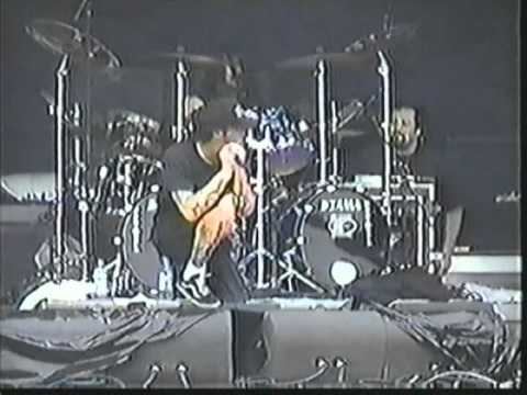Fear Factory - New Breed (Live @ Dynamo Open Air, Holland, 1999)
