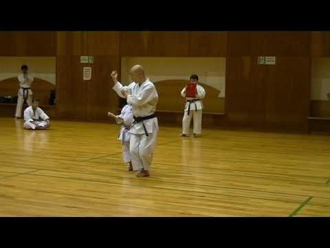JKF 平安五段 Heiangodan Seminar by Noboru Kato 2017-05-20@Nagaoka 全空連基本形三