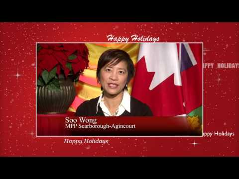 Soo Wong Holiday Message 2016