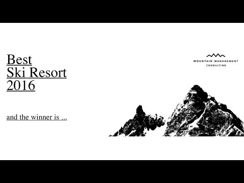 LIVE: Verleihung Best Ski Resort Award 2016