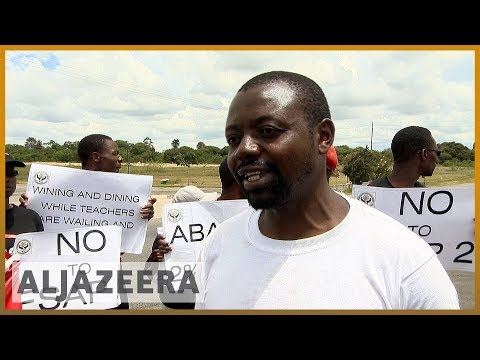 🇿🇼Zimbabwe economy: Crisis wipes out Christmas cheer | Al Jazeera English