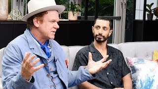 John C. Reilly & Riz Ahmed on 'The Sisters Brothers' More Accurate Portrayal of the West
