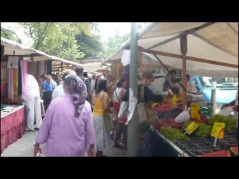 {B*} - Türkenmarkt (Turks Market) - Maybachufer - Berlin Kreuzberg