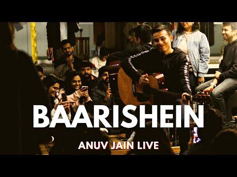 Hobknob House Gathering  Anuv Jain Live  Baarishein
