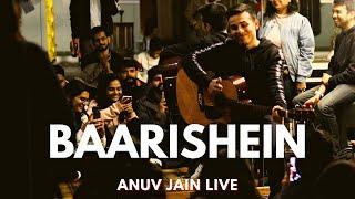 Gambar cover HOBKNOB HOUSE GATHERING || ANUV JAIN - LIVE || BAARISHEIN