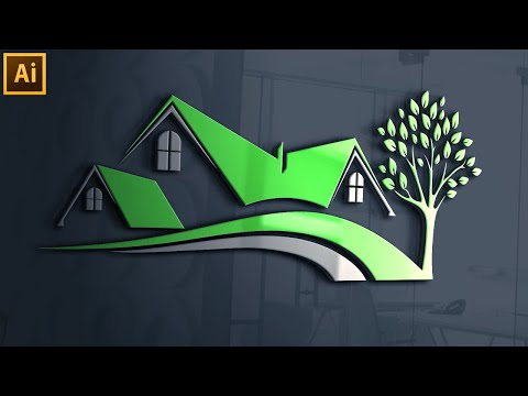 Logo Design Tutorial : How to make a Logo in Adobe Illustrator CC thumbnail
