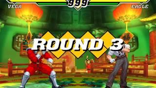 Capcom Vs SNK 2-  Millionaire Fighting 2001 (one credit)