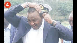 Uhuru carries a hair comb just in case, The downfall of CS Rotich | #NewsIn90