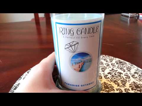 Jewelry Candles-Ring Candle Review!