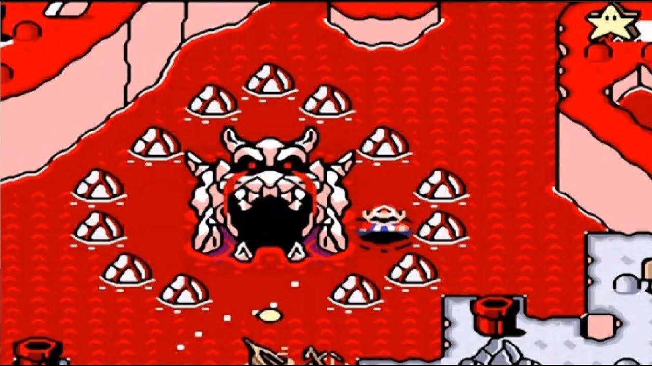 New Super Mario World: I HATE YOU MARIO