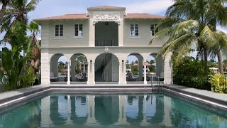 Exclusive: Inside Notorious Gangster Al Capone's South Florida Mansion