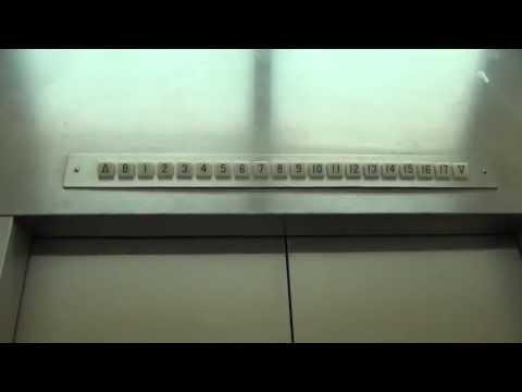 dover-classic-service-elevators---camino-real-hotel-(el-paso,-tx)