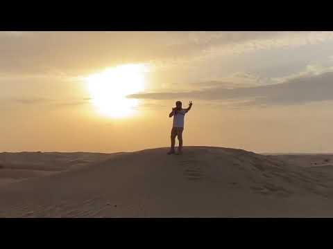 Desert Safári 4 in Dubai Desert Conservation Reserve.