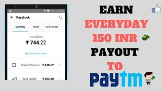 Download The App & Get Everyday Rs 150 Paytm Cash || with super cash AAp.