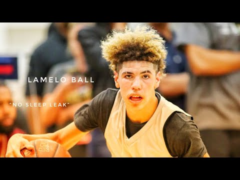 "Lamelo Ball - ""No Sleep Leak"" - ᴴᴰ"