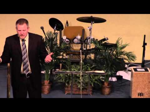 Sermon for January 10, 2016 - Kingdom Resources Management