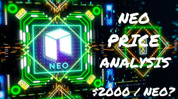 $2000/NEO Soon? NEO Project Updates, Price Predictions & News