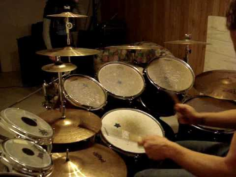 Gate 22 - Pascale Picard - Drum Cover remix