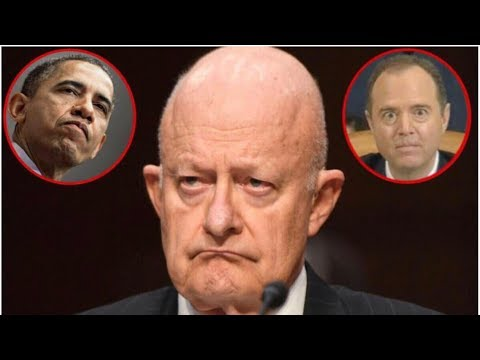 CLAPPER'S LATEST DESPERATE DENIAL PROVES DEEP STATE WALLS ARE CAVING IN!