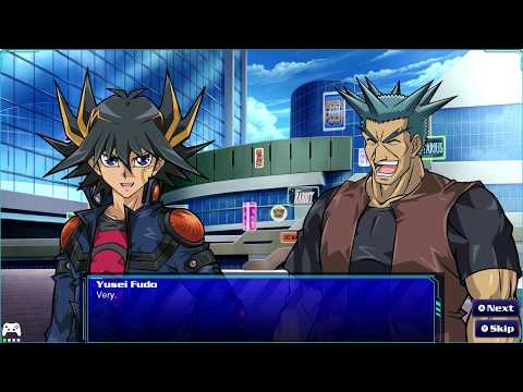 Yu-Gi-Oh! Legacy of the Duelist Link Evolution 5D's Campaign 3 The Facility from YouTube · Duration:  4 minutes 8 seconds