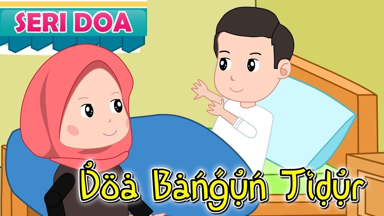 Doa Bangun Tidur Anak Anak Merdu Banget Anak Islam Bersama Jamal