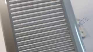 Решетка вентиляционная 200130 мм Smart Duo(Применяется для монтажа в гипсокартонных панелях, дверях ванных комнат, туалетов, кухонь.http://dnplast.dp.ua/catalog/resh..., 2015-02-18T14:38:14.000Z)