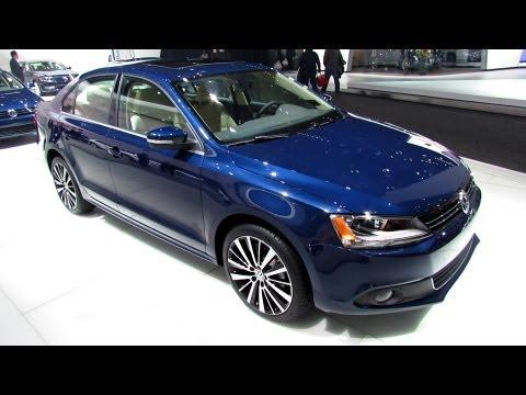 2013 Volkswagen Jetta TDI - Exterior and Interior Walkaround - 2013 Detroit Auto Show