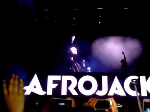 AFROJACK ENTRY MUMBAI INDIA 29 NOV 2015 SUNBURN FESTIVAL