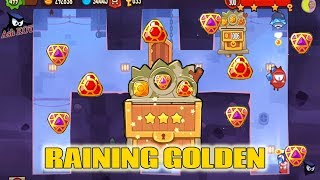King Of Thieves Raining Goldens! - Golden Steals, Wrong Picks and Rage Spins Guaranteed!