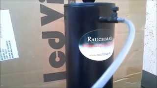 Rauchmax RZ300 Kaltrauchgenerator Kalträuchern im Karton