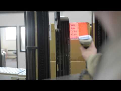 DatAction levert totaaloplossing in het warehouse van Green Whale Logistics