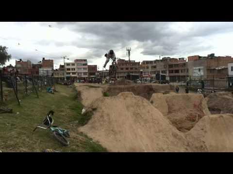 Dirt jump centro recreo deportivo CAYETANO CAÑIZAR