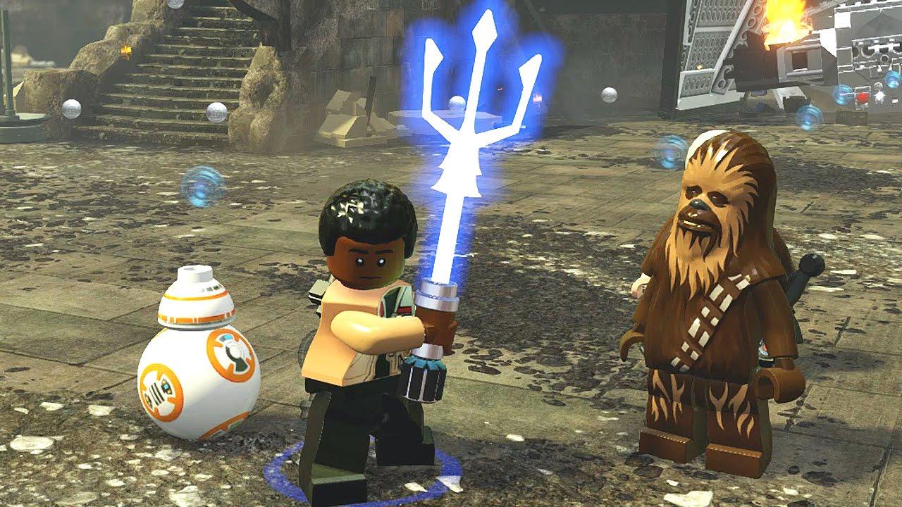Lego Star Wars O Despertar Da Forca 08 Sabres Bobos Xbox One