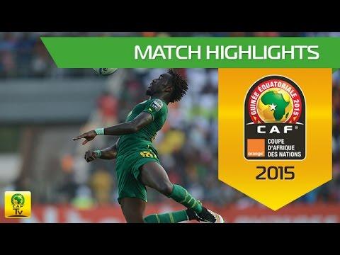 Ghana - Senegal   CAN Orange 2015   19.01.2015