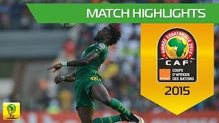 Ghana - Senegal | CAN Orange 2015 | 19.01.2015