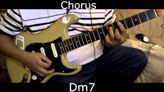 lost in MUSIC Sister Sledge - Guitar Chords Lesson