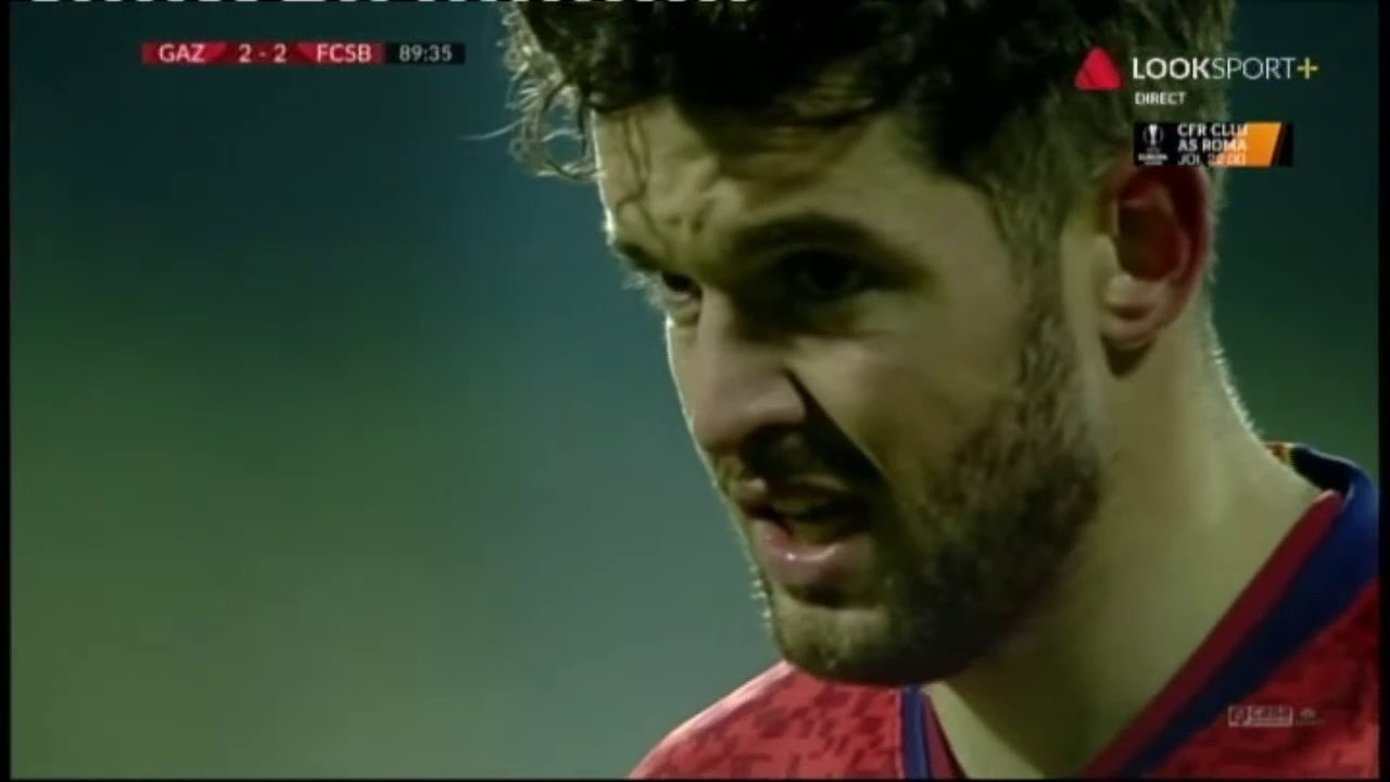 FCSB din nou in avantaj! A fost penalti ? Gaz Metan - FCSB 2 - 3