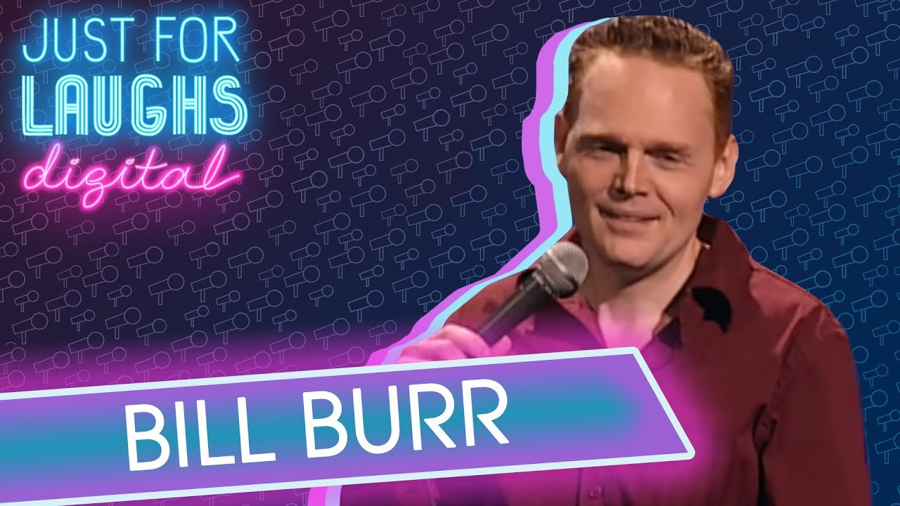 Bill burr young