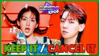 Baixar K-Pop Trends: Keep It or Cancel It