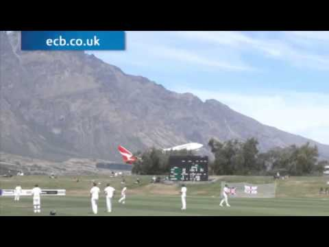 Queenstown - Is this the most beautiful cricket ground in the world?